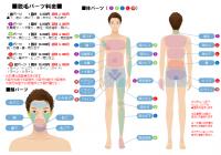 【新規限定】身体・陰部(VIO)脱毛 初回半額クーポン
